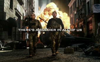 "Call of Duty ""Modern Warfare 3"" Official Trailer"