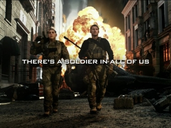 "Call of Duty ""Modern Warfare 3"" Official Trailer"