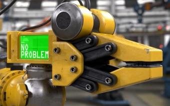 """Cisco """"Robots"""" (CD/VFX Supervisor)"""