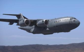 """Air Force """"SimFilm"""" Ride"""