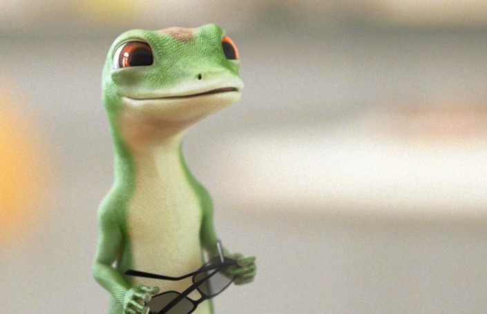 "Geico ""Gecko"" Tests"