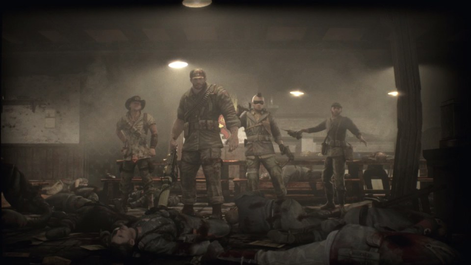 "Brothers in Arms ""Furious 4″ Trailer"