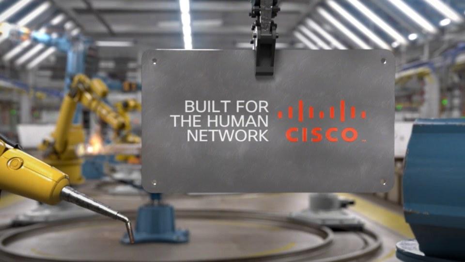 "Cisco ""Robots"""