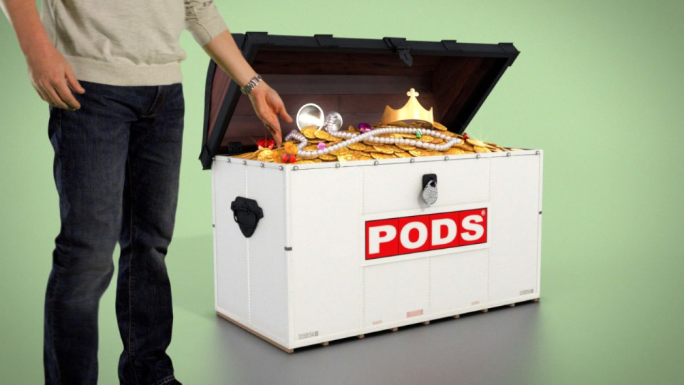 "PODS ""Storage"" Director's Cut"