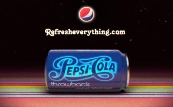 """Pepsi """"Throwback"""" (Director)"""