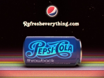 "Pepsi ""Throwback"" (Director)"