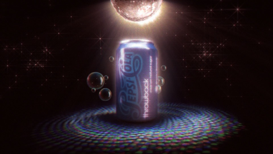 "Pepsi ""Throwback"""