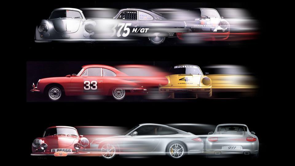 "Porsche ""911-991″ Launch"