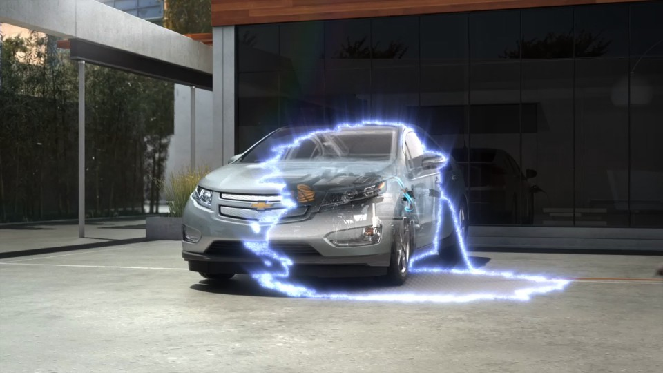 "Chevy Volt ""Launch"" :60"