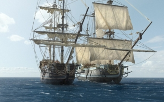 """Black Sails"" Season 2 Visual Effects"