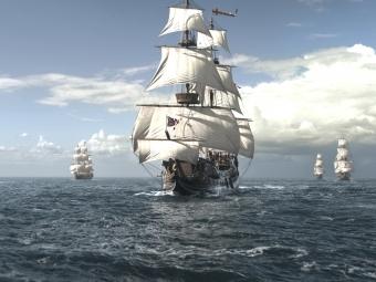 Black Sails Season 3 Trailer