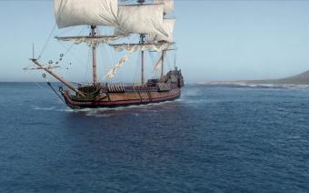 """Black Sails"" Season 3 Visual Effects"