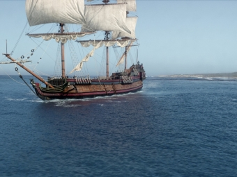 """Black Sails"" Season 3 Visual Effects"