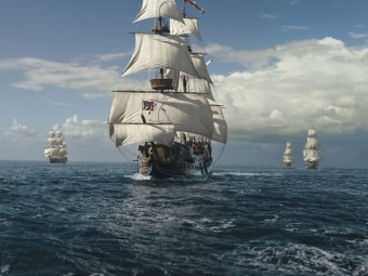 """Black Sails"" Episode 302, the making of ""The Storm"""