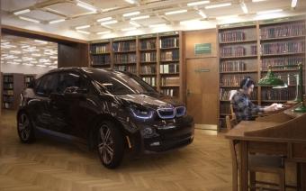 "BMW i3 ""Silent Performance"" Agency Edit"