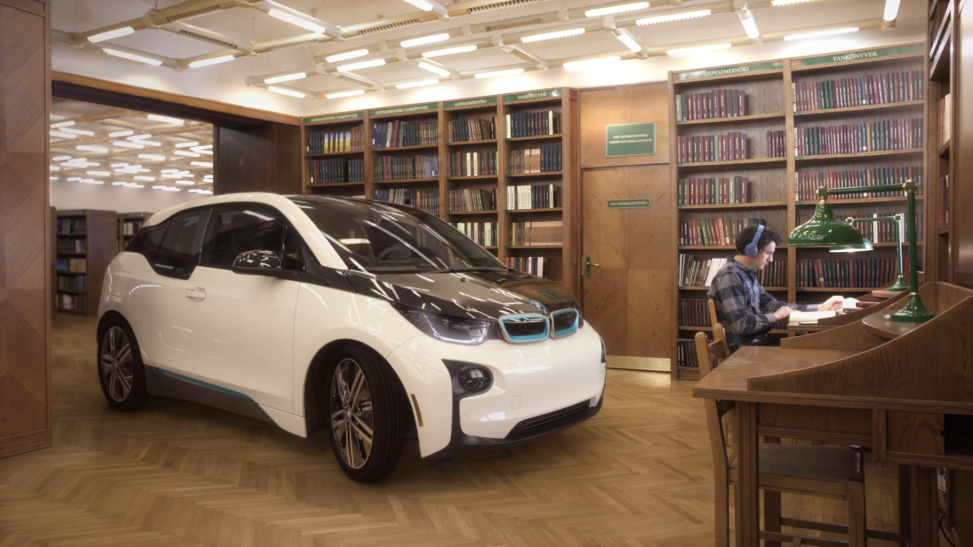 "BMW i3 ""Silent Performance"" Director's Cut"